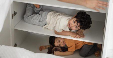 5 maneras en que los niños pueden estar actuando mal pero no es así
